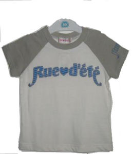 Baby & Children′s T-Shirt (Hs008)