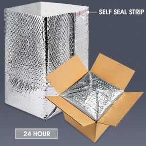 Themal Insulated Extreme Liners for Shipping Meat Products pictures & photos
