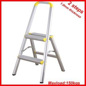 Aluminium Step Ladder (S02) pictures & photos