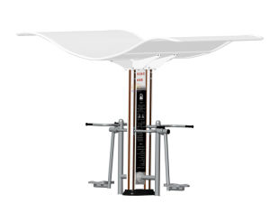 Nscc-Outdoor Fitness Equipment - Double Column with Roof (JMB-01XO) pictures & photos