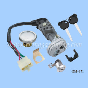 Motorcycle Accessories - Motorcycle Lock Kit (GM171)