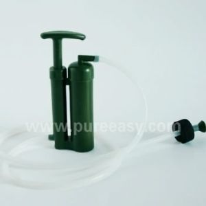 Paratrooper Water Filter in Emergency or Survival (PF111)
