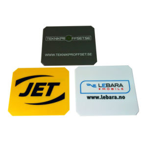 Customized Square Car Ice Scraper for Promotional pictures & photos