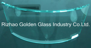 Hot Bending Tempered Laminated Building Glass pictures & photos