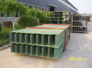 Steel Structure Welded H Beam pictures & photos
