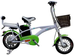 Li-ion Battery E-Bicycle