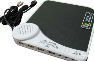 USB Mouse Pad (KT-MP006)