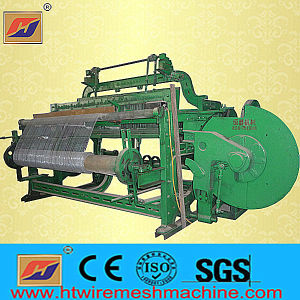 Crimped Wire Mesh Weaving Machine by 14 Years Professional Manufacturer