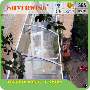 High Quality DIY Polycarbonate/PC Window Awning/Front Door Canopy pictures & photos