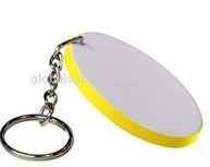 Polymer Keychain with Sublimation Blanks Globalsub pictures & photos