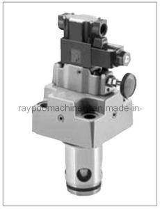 Hydraulic Valves-Solenoid Controlled Relief Logic Valves