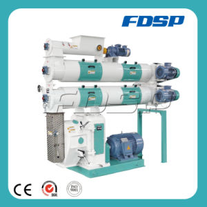 Simple Good Design Fish Feed Pellet Machine Price Mini Pellet Mill pictures & photos