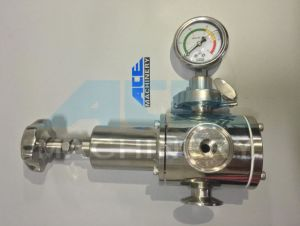 Stainless Steel Sanitary Safety Valve Pressure Relief Valve (ACE-AQF-3B) pictures & photos