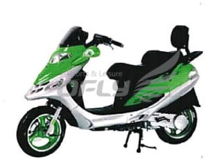 Gas Motor Scooter Equipped 125CC Engine (MS1259) pictures & photos