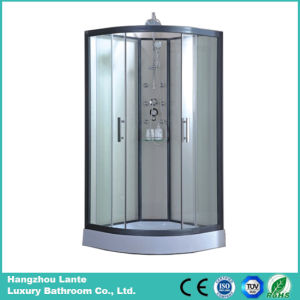 High Grade Fitting Tempered Glass Simple Shower Room (LTS-301) pictures & photos