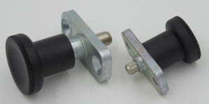 Indexing Plunger with Flange pictures & photos