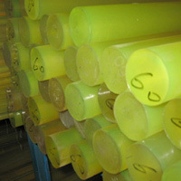 75-95shore a Polyurethane Rods, PU Rods, Polyurethane Bar, PU Bar, Plastic Bar pictures & photos