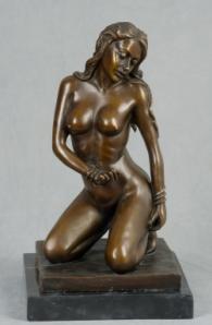 Bronze Sculpture Figure Statue (HYF-1029)