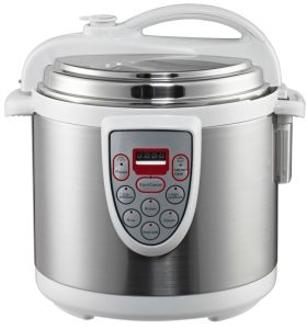 Stainless Electric Pressure Cooker (YBW50-90A2)