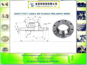 GOST 12821 Forged Steel Flange pictures & photos
