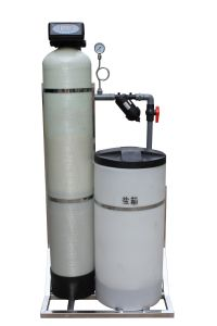 Salt Water Softening Filter with Regeneration and Backwash Valve pictures & photos