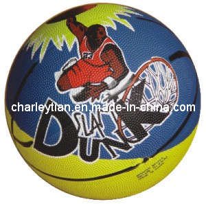 Rubber Basketball (RBB-0005)