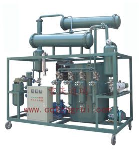Dir Vacuum Distillation Used Oil Refining Equipment
