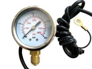 Hall Pressure Gauge CNG