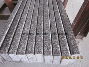 Cheap Price G664 Red Granite Tombstone for Poland Market pictures & photos