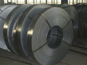 Oiled Anneals Hot Rolled Steel Strip SPHC Q195 Q235 pictures & photos