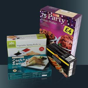 Frozen Food Series Packaging ISO 9001 Standards