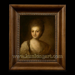 Classical Wooden Molding Painting/Picture/Photo Frame (KLSAF-1001CKDG)