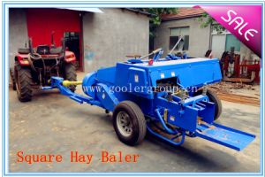 Self-Propelled Square Hay Baler, Big Square Baler Knotter and Twine pictures & photos