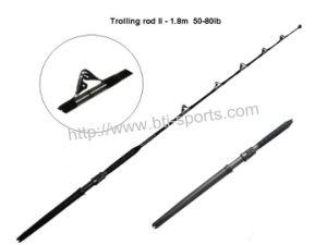 Trolling rod II - 1.8m 50-80lb