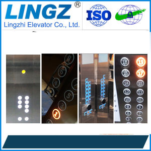 Commercial Building Elevator with Decoration pictures & photos