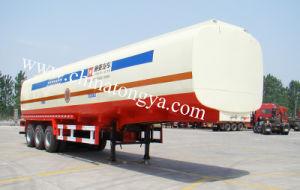 China Manufacturer Tongya 3 Axles Fuel Tank Semi Trailer pictures & photos