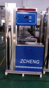 Zcheng Blue Color Double Nozzle LPG Dispenser pictures & photos