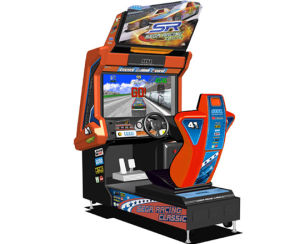 Electronic Entertainment Arcade Racing for Amusement Machine pictures & photos