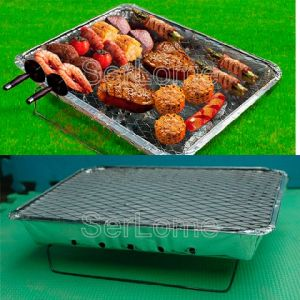 Disposable BBQ Grill / Instant Barbecue Grill