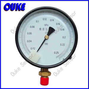 High Performance All Stainless Steel Pressure Gauge (PG01) pictures & photos