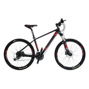 Bicycle Factory 30-Speed Shimano Deore Carbon Fiber Mountain Bike MTB Cycle pictures & photos