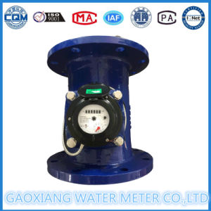 2′′-12′′ Flanged Type Woltmann Water Meter with Iron Body pictures & photos