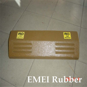 Parking Rubber Block, Rubber Fence pictures & photos