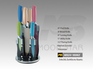 PP Handle Kitchen Knife (MS24-16062)