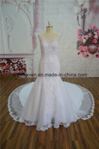 Luxury Wedding Dress Mermaid Latest Dress Designs pictures & photos