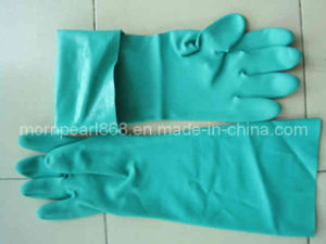 45cm Green Nitril Gloves (MSP-NG45)