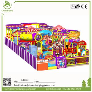 Wholesale Playground with Slide, Play Area Indoor Playground for Kids pictures & photos