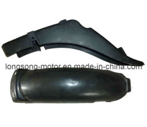 Rear Fender Plastic Mudguard for Bajaj100 Motorcycle Parts