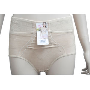 High Waisted Slimming Bum Tummy Control Shaper Brief Knickers Pants Underwear (JM-2007)