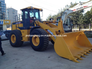 Low Price 5 Ton Wheel Loader (ZL50GN) pictures & photos